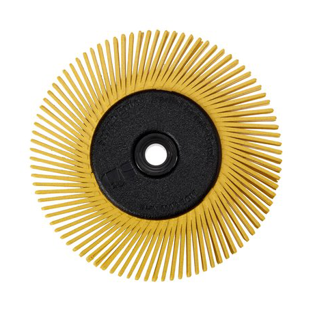 3M™27606 Scotch-Brite™ BB-ZB Bristle brush P80 Type A 150mm
