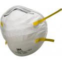 3M™ 8710 - FFP1 Anti dust mask shell Classic Series 20 pce/box