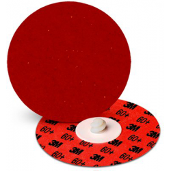 3M™ 27709 Cubitron™ II 984F disque roloc P60 50mm