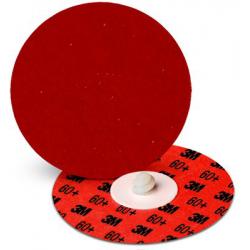 3M™ 27718 Cubitron™ II 984F roloc disc P80 75mm