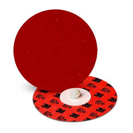 3M™ 27718 Cubitron™ II 984F disque roloc P80 75mm