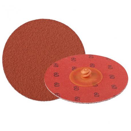 3M™ 121453 977F roloc disc P80 75mm