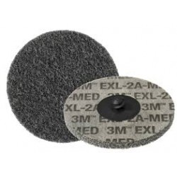 3M™ 17186 Scotch-Brite™ XL-UR disque roloc 2 A-MED 75mm