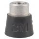 3M™ 45101 vettore Roloc™ flessibile senza gambo 25mm