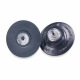 3M™ 45091 Träger Roloc™ flexibel ohne Schaft 75mm