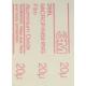 3M™ 67127 IMF 268L BLATT 20 MICRON 230X280MM PSA