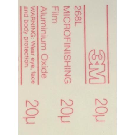 3M™ 67127 IMF 268L SHEET 20 MICRON 230X280MM PSA