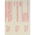 3M™ 67127 IMF 268L foglia 20 micron 230 x 280mm PSA