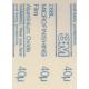 3M™ 67129 IMF 268L BLATT 30 MICRON 230X280MM PSA