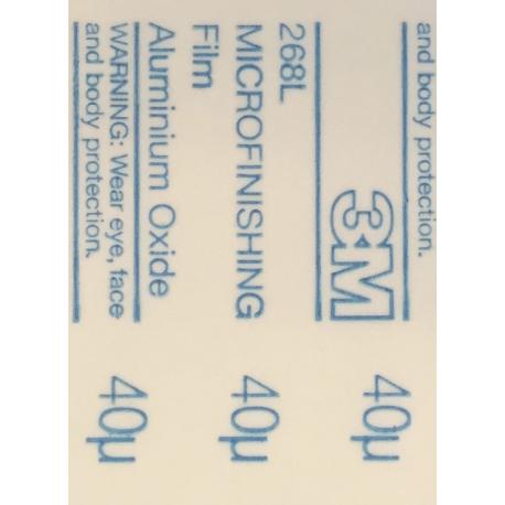 3M™ 67129 IMF 268L SHEDA 40 MICRON 230X280MM PSA