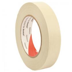 3M™ 2836 Masking Tape high temperature 30mmx50m