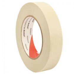 3M™ 2836 Masking Tape temperatura elevata 30mmx50m