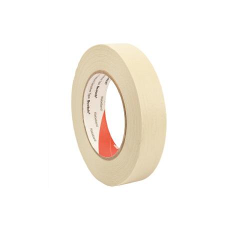 3M™ 2836 Masking Tape temperatura elevata 18mmx50m