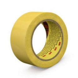 3M™ 499 PVC Tape yellow soft 50mmx33m