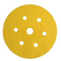 3M™ 00321 255P Hookit™ Disc P320 150mm 6 holes