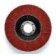 3M™ 967A 65071 Cubitron™ II P80 125x22mm flach