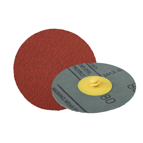 3M™ 85886 Cubitron™ II 785C roloc disc P80 75mm