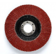 3M™ 967A 65069 Cubitron™ II P40 125x22mm flach