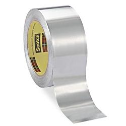 3M™ 433 Ruban adhésif aluminium 50mmx55m