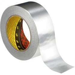 3M™ 1436 Ruban adhésif aluminium 50mmx50m