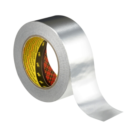 3M™ 1436 Ruban adhésif aluminium 50mmx55m