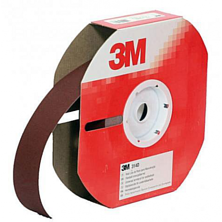 3M™ 62888 314D cloth roll P120 50mmx25m