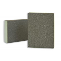 3M™ 63219 Abrasive foam block hard grade A-COARSE 100x68x26mm
