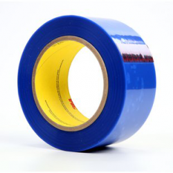 3M™ 8902 Polyester tape blue thickness 0.09mm 50mmx66m