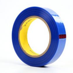 3M™ 8902 Ruban polyester bleu épaisseur 0.09mm 25mmx66m