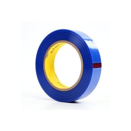 3M™ 8902 Nastri polyester blu spessore 0.09mm 25mmx66m