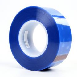 3M™ 8996 Ruban polyester bleu épaisseur 0.09mm 50mmx66m