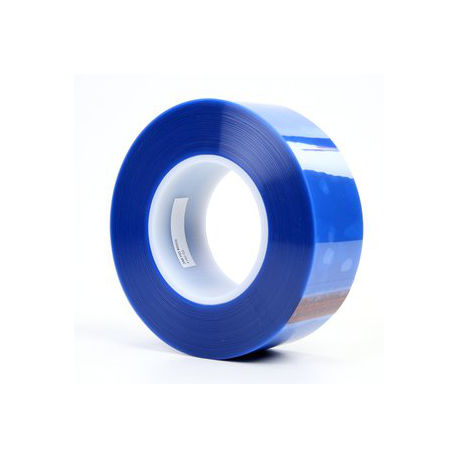 3M™ 8996 Polyester tape blue thickness 0.09mm 50mmx66m