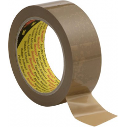 3M™ Scotch® 6890 PVC tape brown 38mmx66m