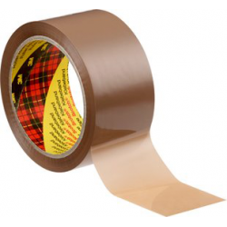 3M™ Scotch® 305 PP-Band braun 50mmx66m