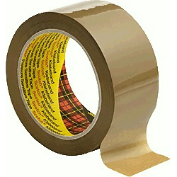 3M™ Scotch® 3707 PP tape brown 38mmx66m