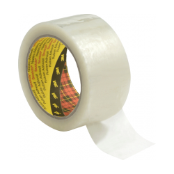 3M™ Scotch® 3707 PP tape transparent 50mmx66m