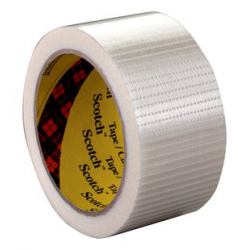 3M ™ 8959 transparent Filamentband 50mmx50m