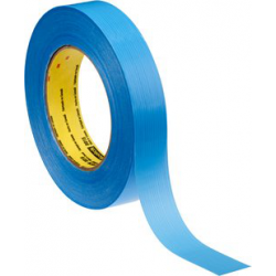 3M ™ 8915 Tape high performance blue filament 18mmx55m
