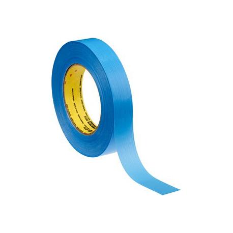 3M™ 8915 Ruban adhésif à filament haute performance bleu 18mmx55m