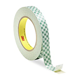 3M™ 410 Ruban adhésif double-face support papier 12mmx33m