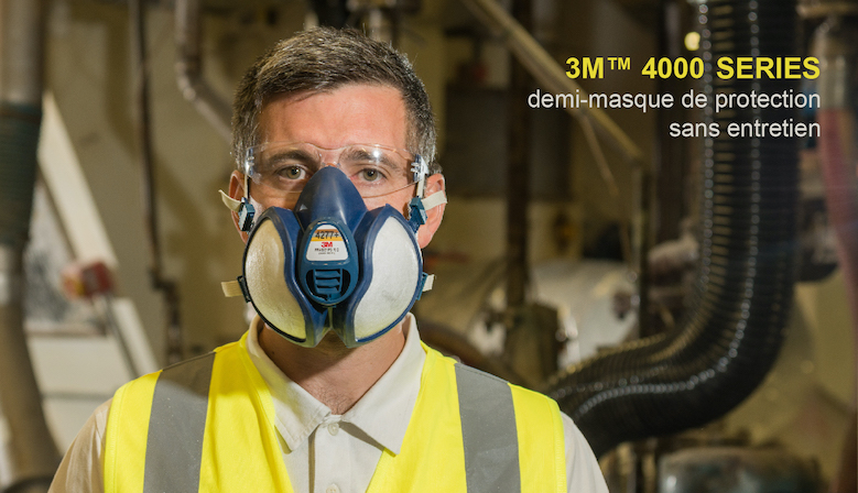 PROTECTION RESPIRATOIRE: 40+ ANS D'INNOVATION