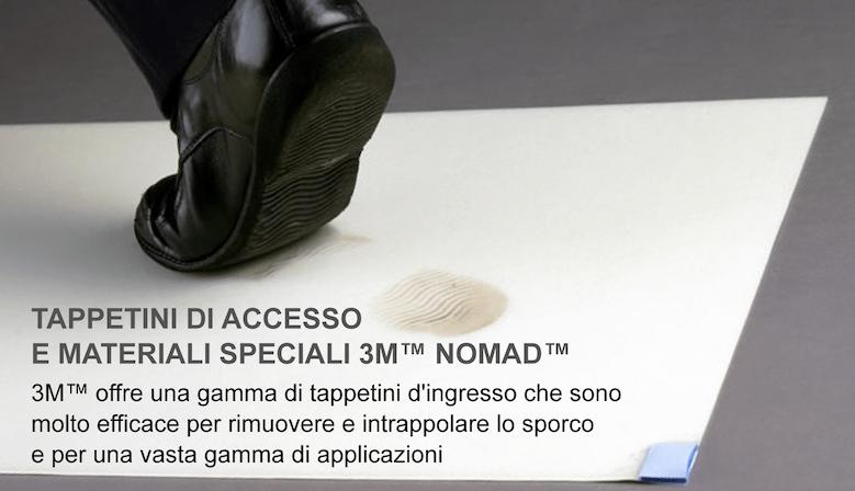 TAPETTO DI INGRESSO 3M™ NOMAD™