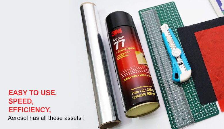 3M™ Scotch-Weld™ Aerosol Products