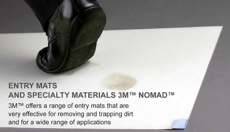 3M™ NOMAD™ ENTRANCE & SPECIALTY MATS
