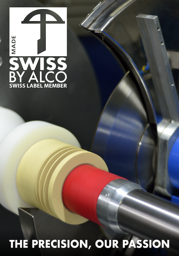 SWISS MADE BY ALCO